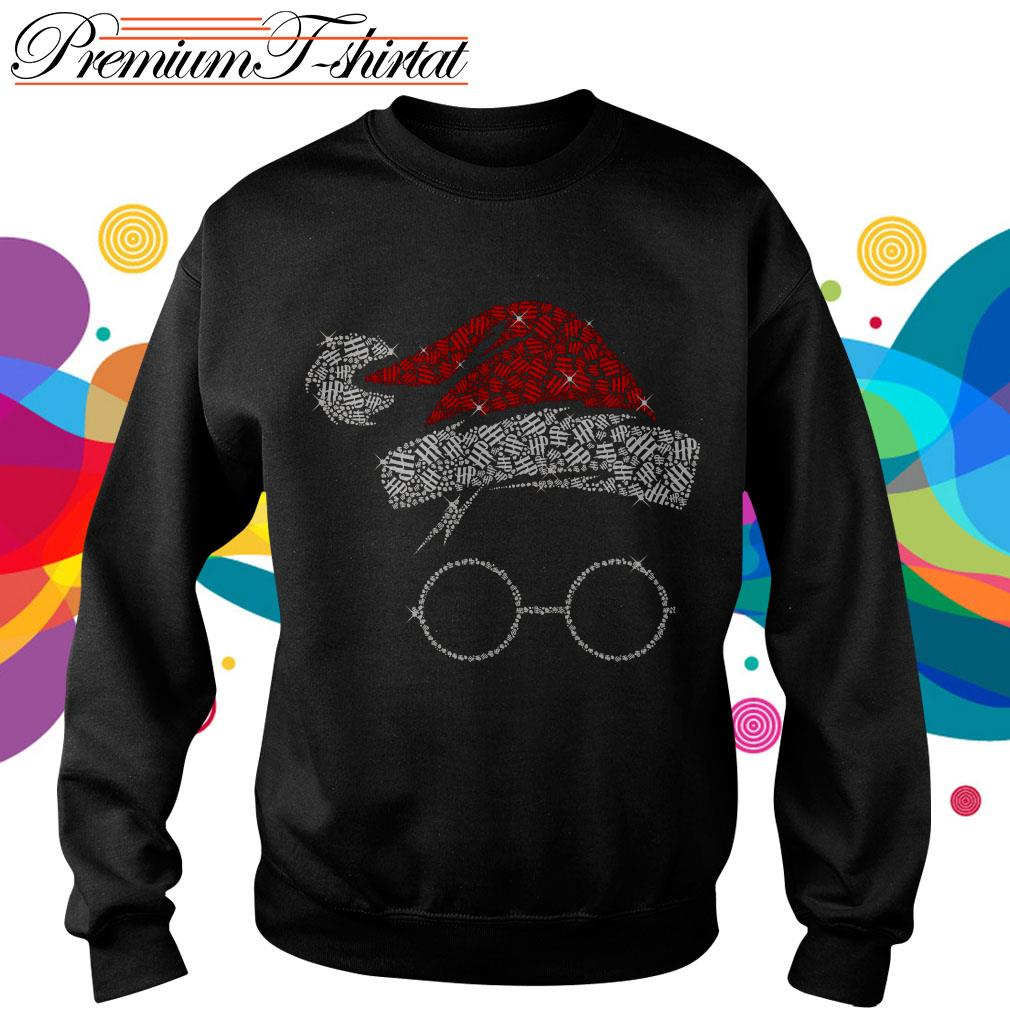 Rhinestone Harry Potter Christmas shirt, sweater