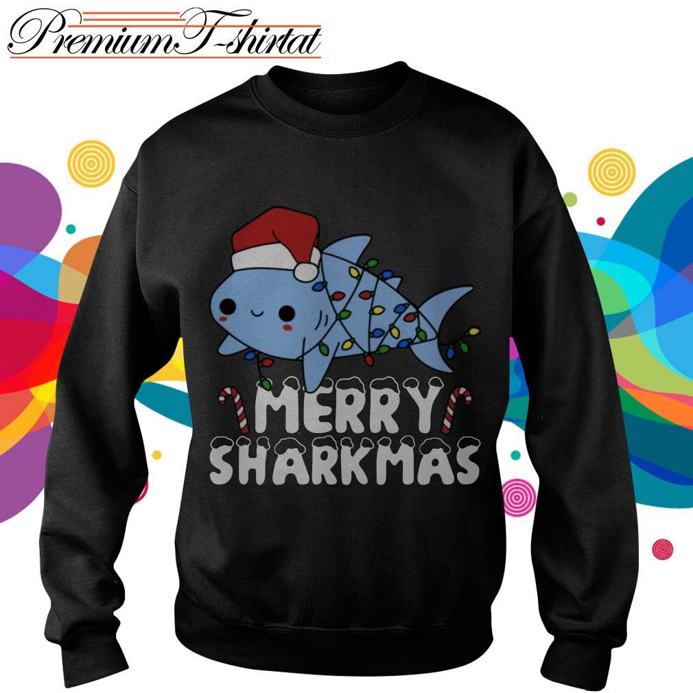 Santa Shark Merry Sharkmas shirt, sweater
