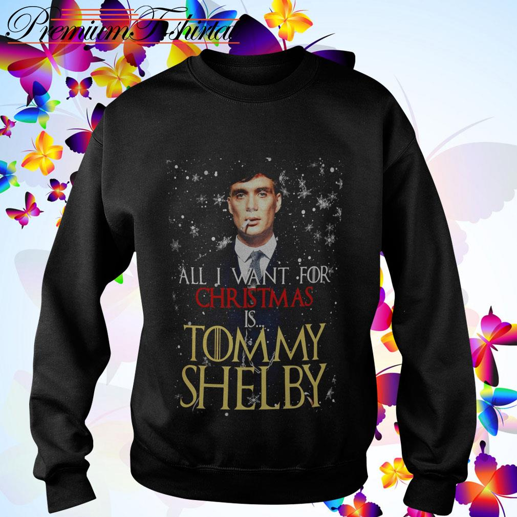 All I want for Christmas is Tommy Shelby sweater