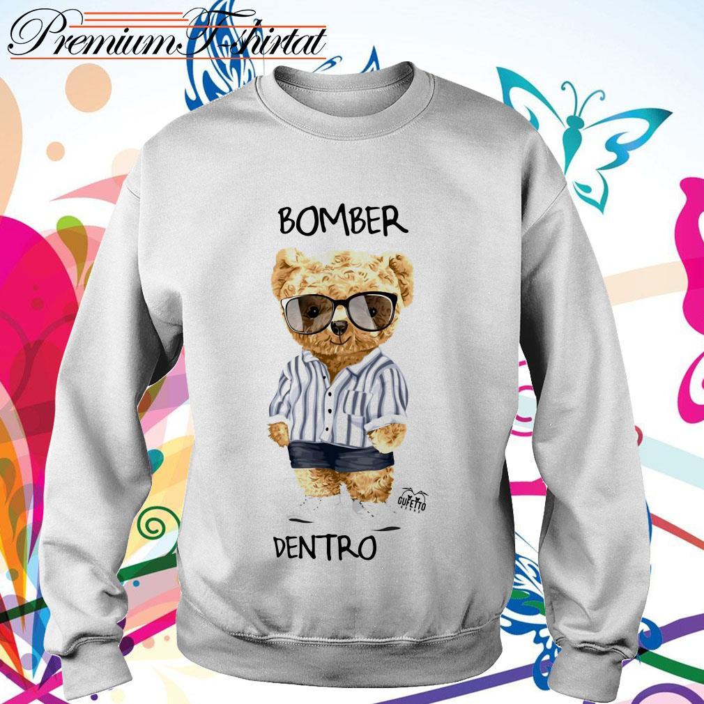 Bear Bomber Dentro Sweater