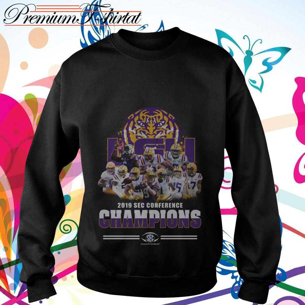 LSU Tigers 2019 Sec Conference Champions sweater