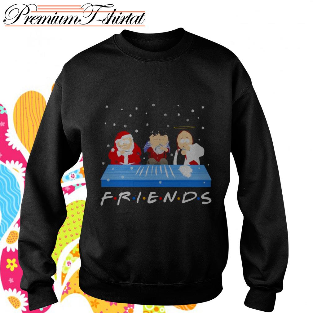 Tegridy Farms doing Cocaine Friends TV show Sweater