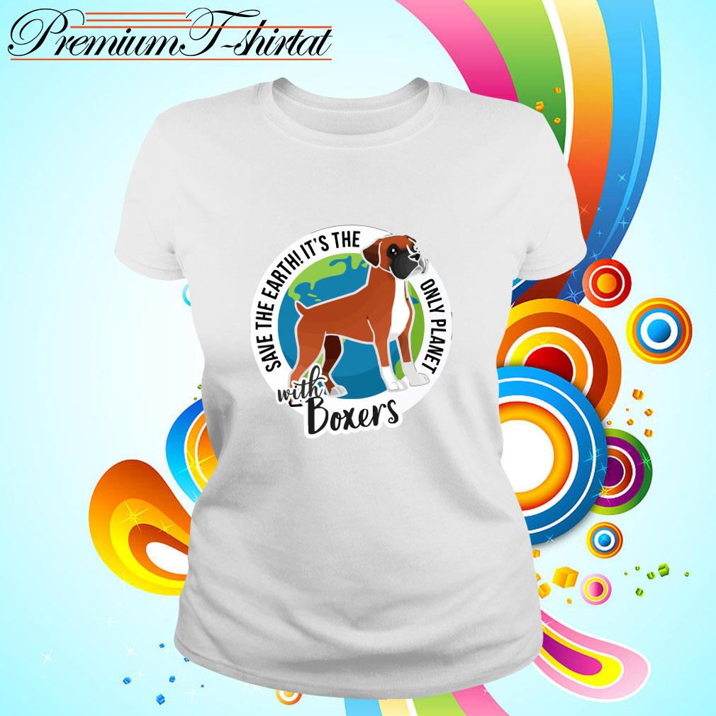 Turtle protect the ocean save the planet s ladies tee