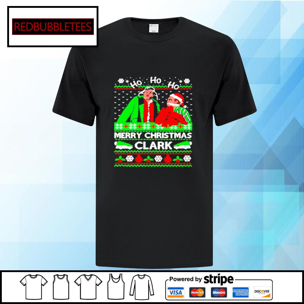 Cousin eddie merry christmas clark ugly shirt