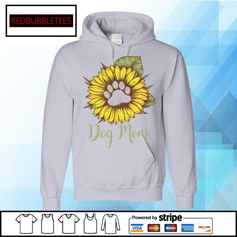 Dachshund Sunflower dog mom s Hoodie
