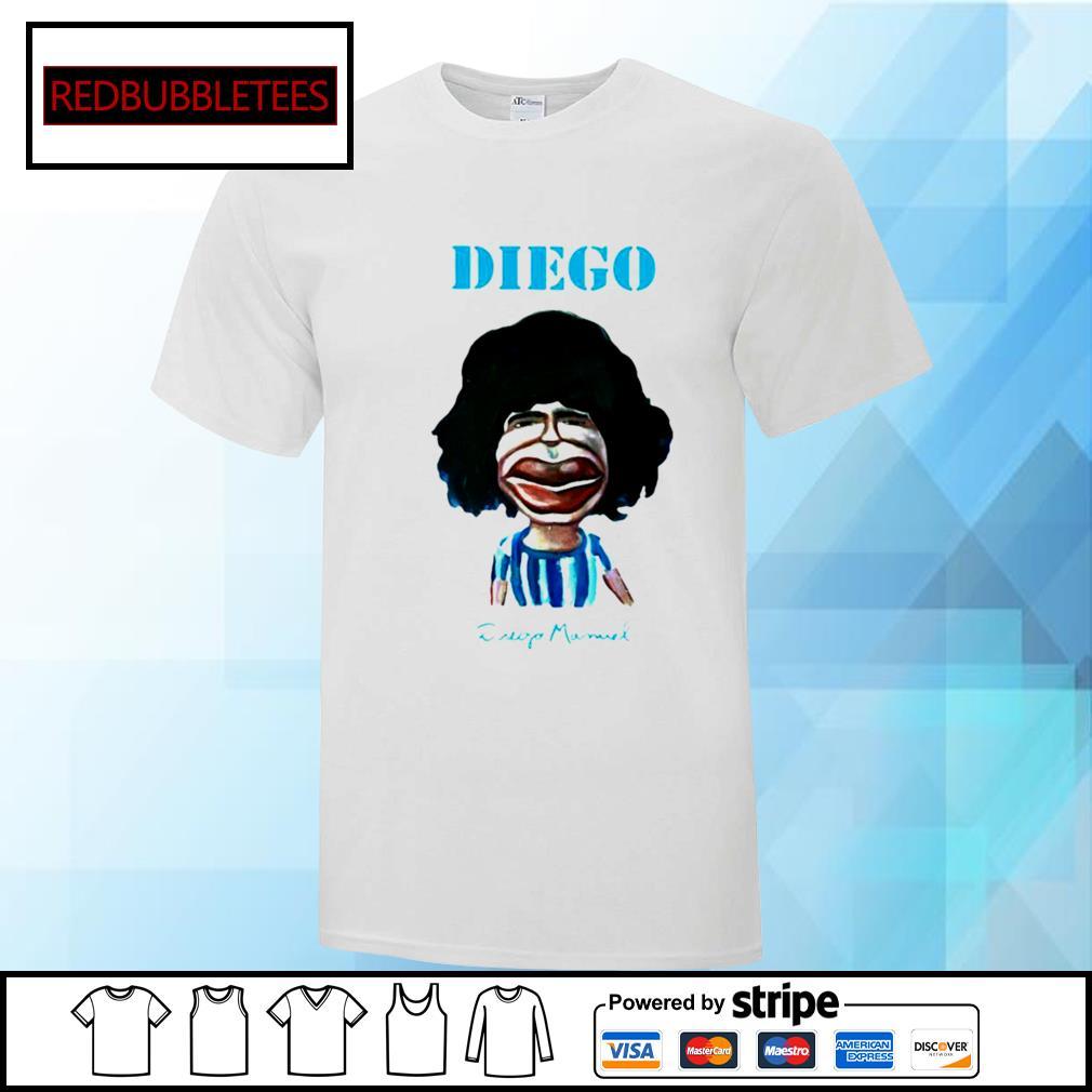 Diego Maradona Diego Manuel shirt