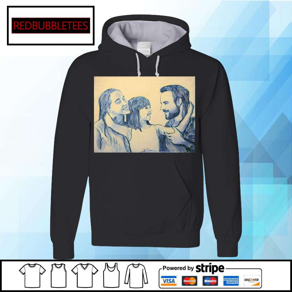 Family mother and father and me s Hoodie