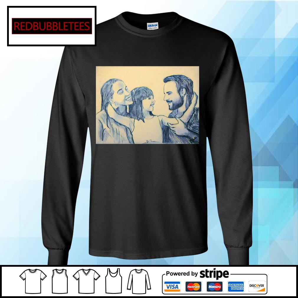 Family mother and father and me s Longsleeve-tee