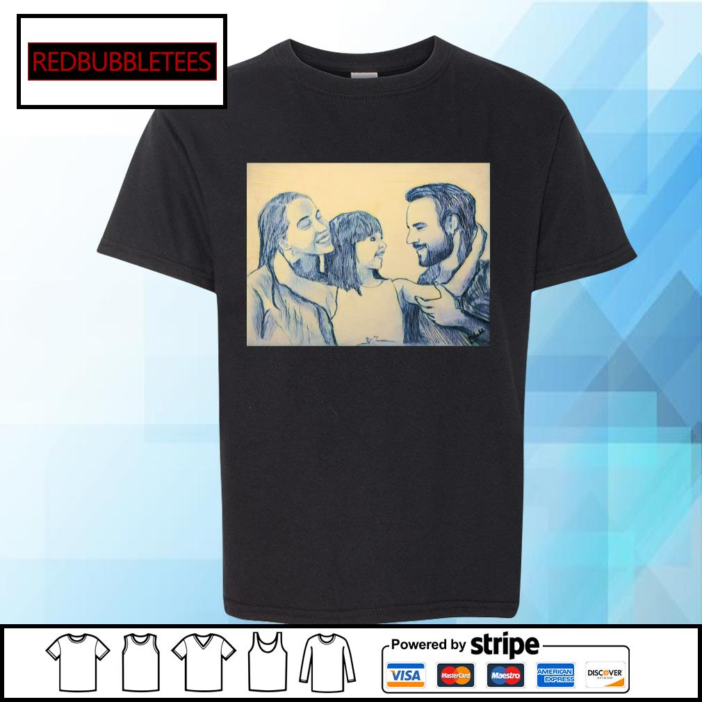Family mother and father and me s Youth-tee