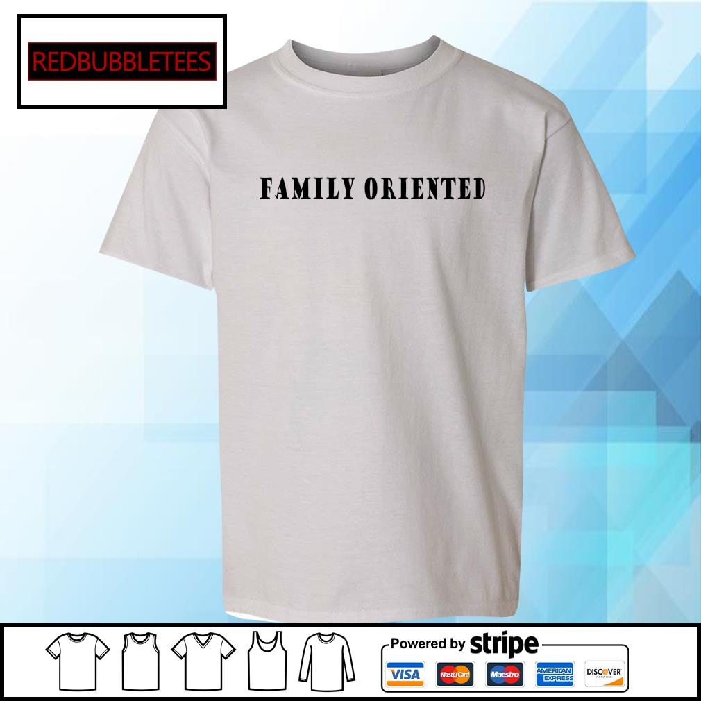 Family oriented s Youth-tee