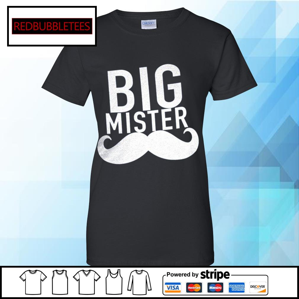 Official Big mister s Ladies tee