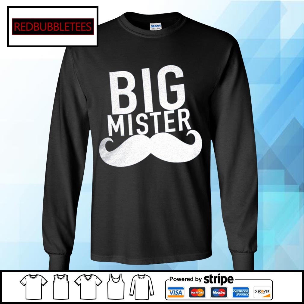 Official Big mister s Longsleeve-tee