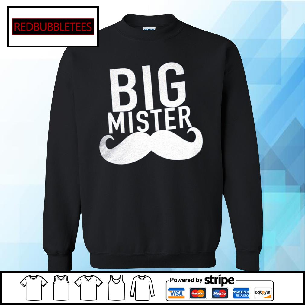 Official Big mister s Sweater