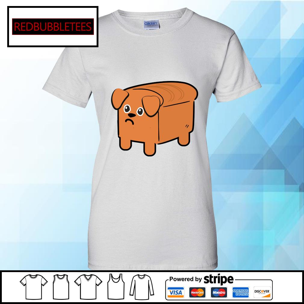 Official Dog bread s Ladies tee