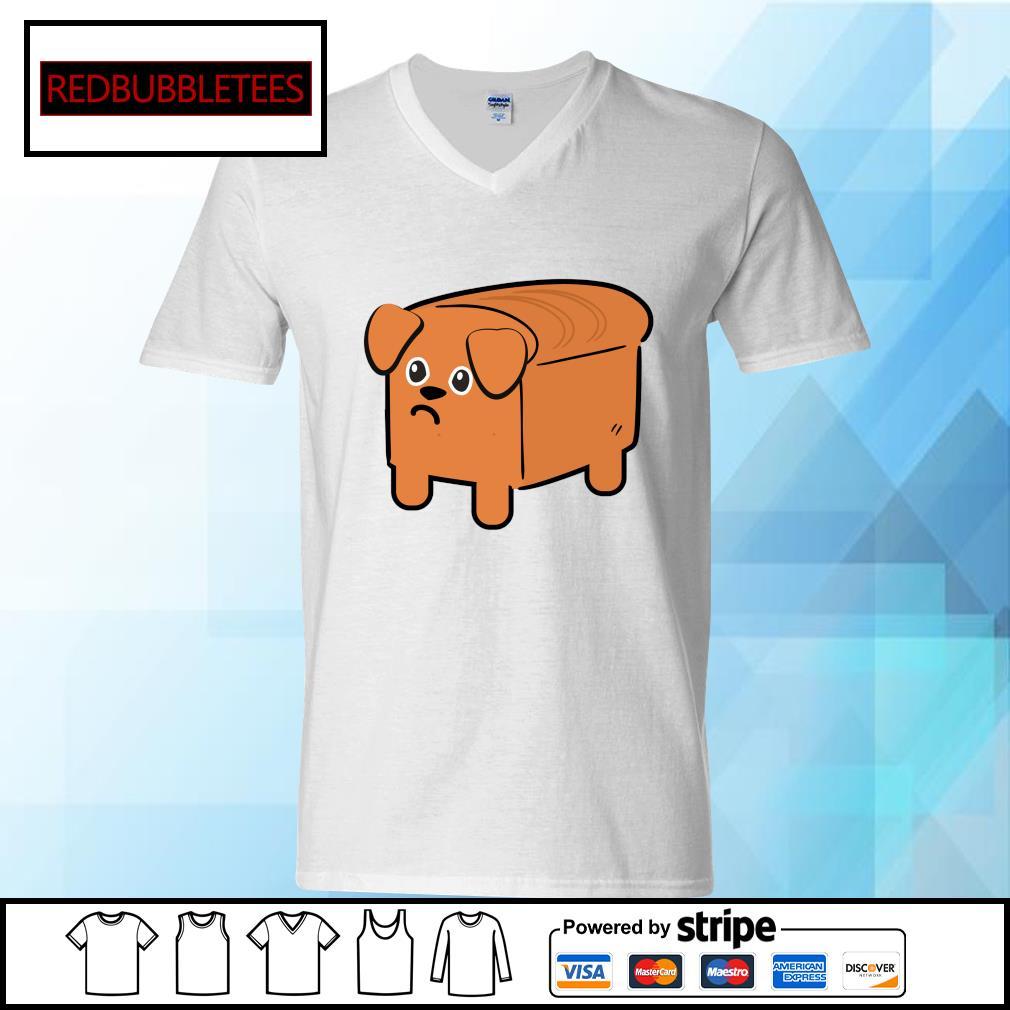 Official Dog bread s V-neck T-shirt
