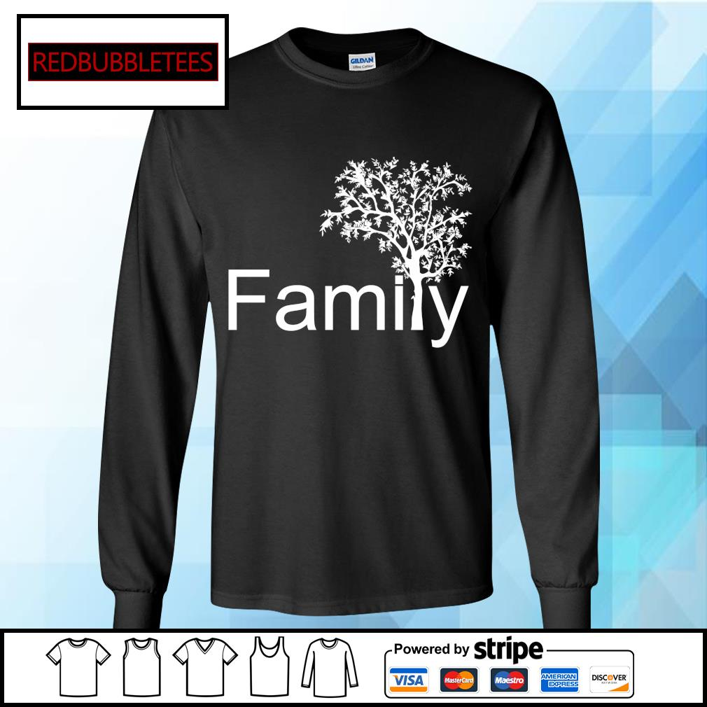 Official Family tree s Longsleeve-tee