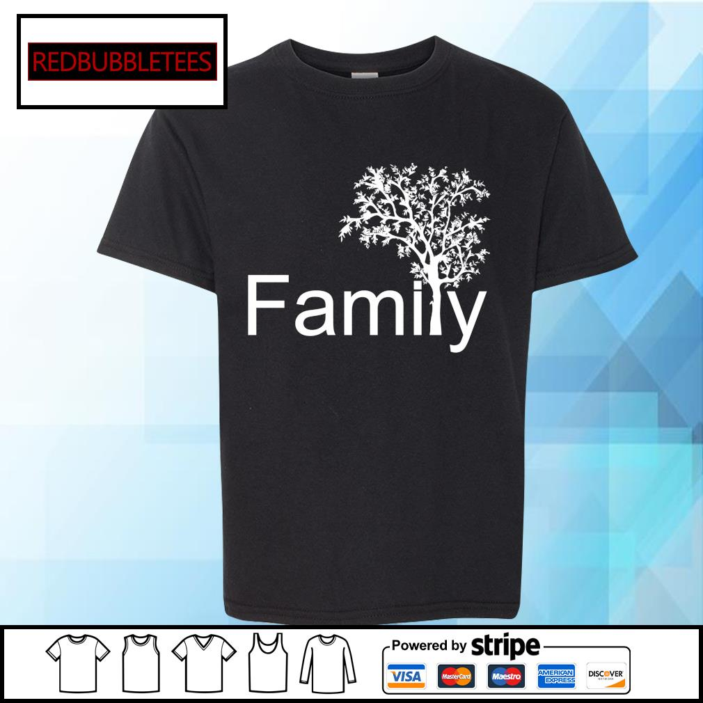 Official Family tree s Youth-tee