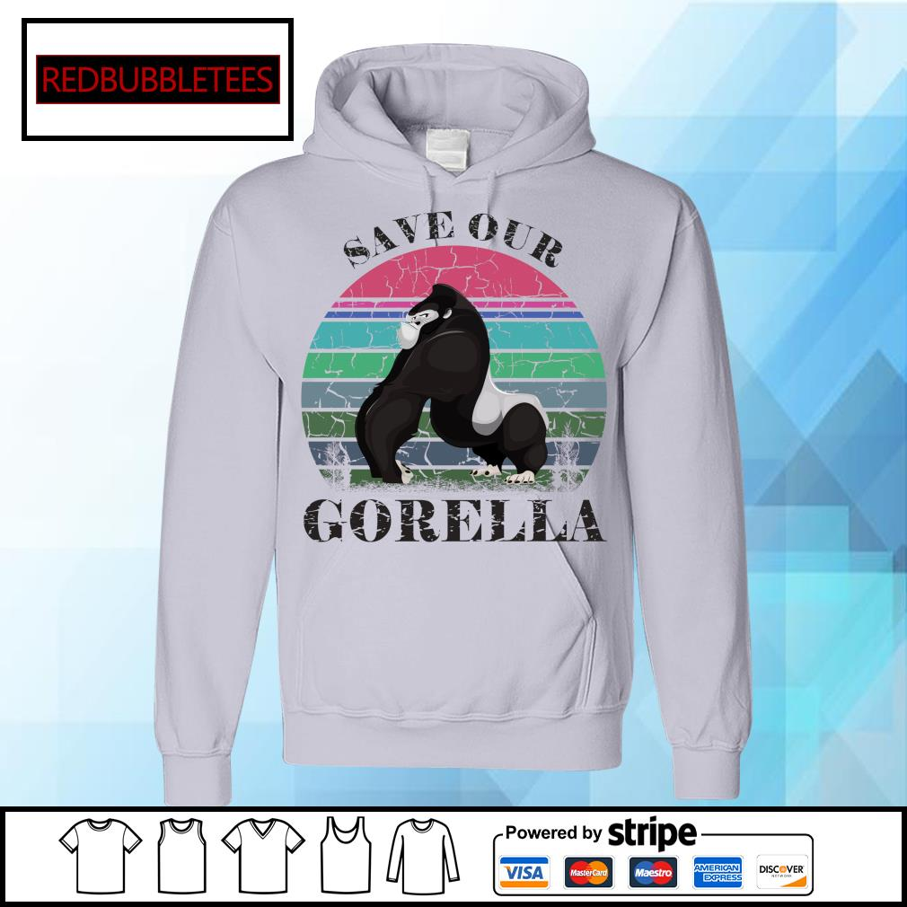 Save our Gorella vintage s Hoodie