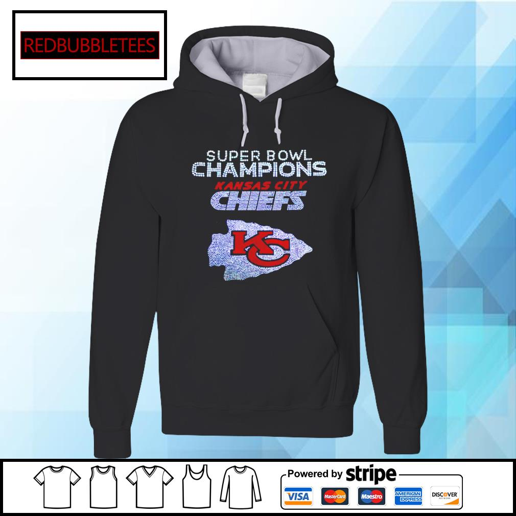Kansas City Chiefs Super Bowl Champions s Hoodie