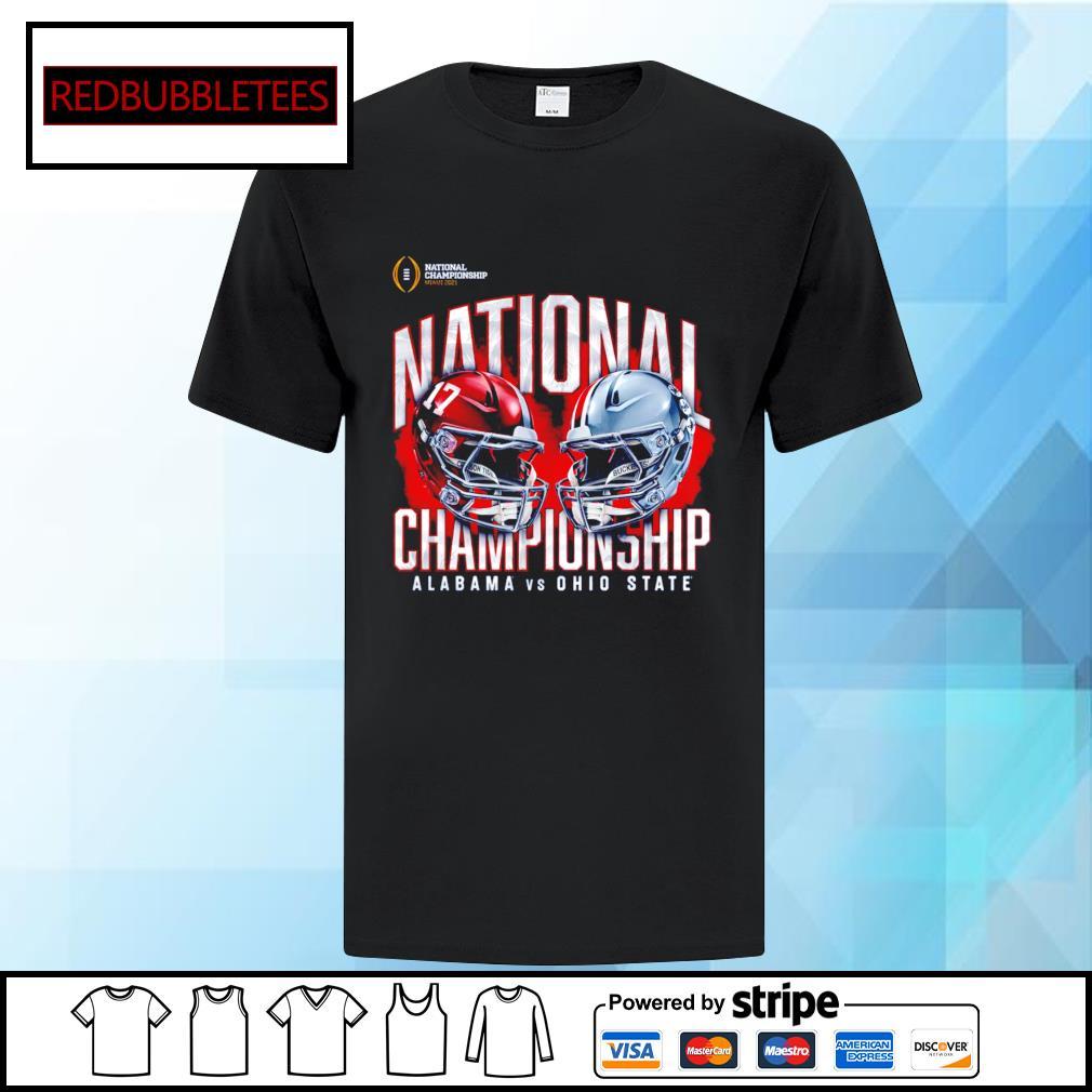 National championship Miami 2021 National championship Alabama 52 24 Ohio State shirt