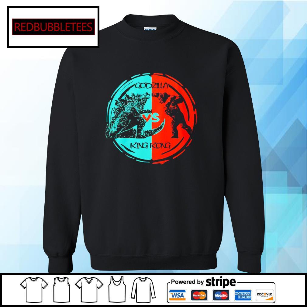 Godzilla vs King Kong s Sweater