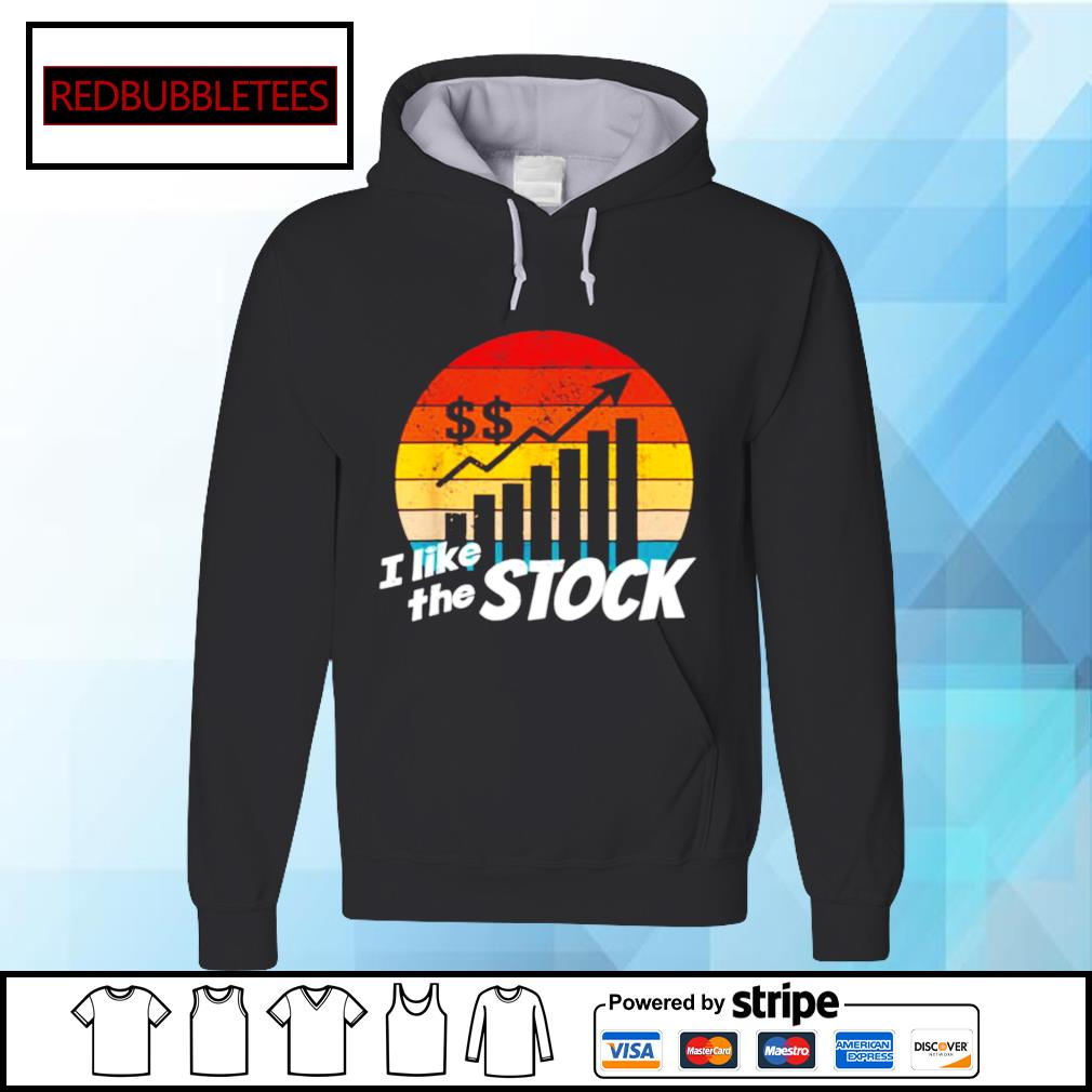 I like the Stock Vintage for Stock Traders s Hoodie