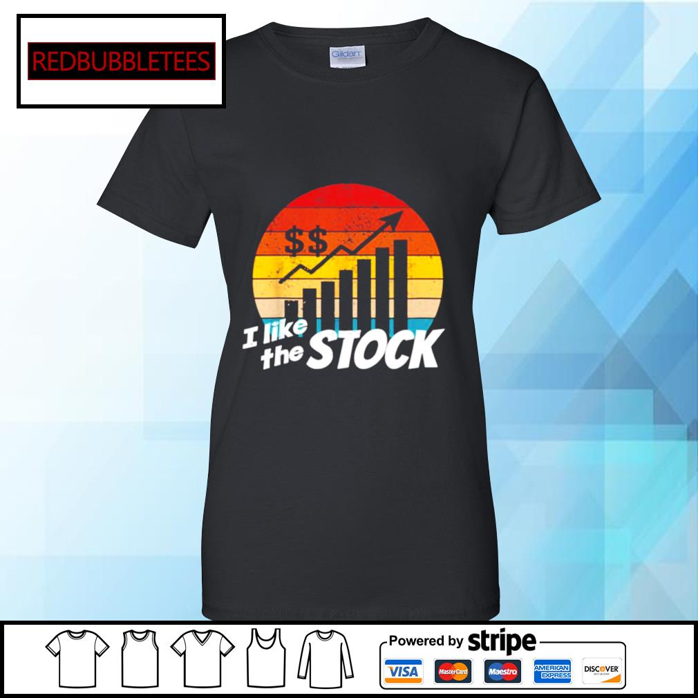 I like the Stock Vintage for Stock Traders s Ladies tee