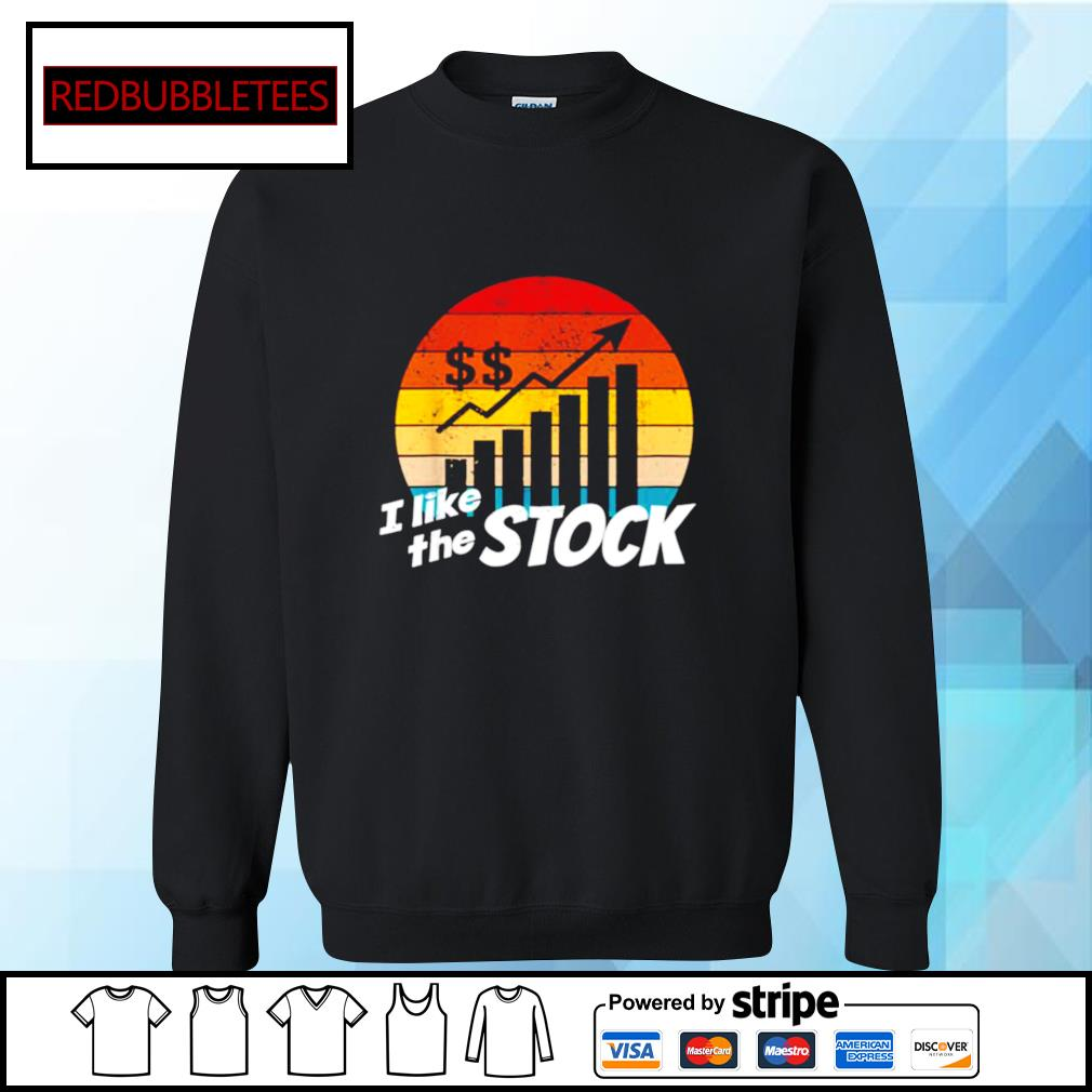 I like the Stock Vintage for Stock Traders s Sweater