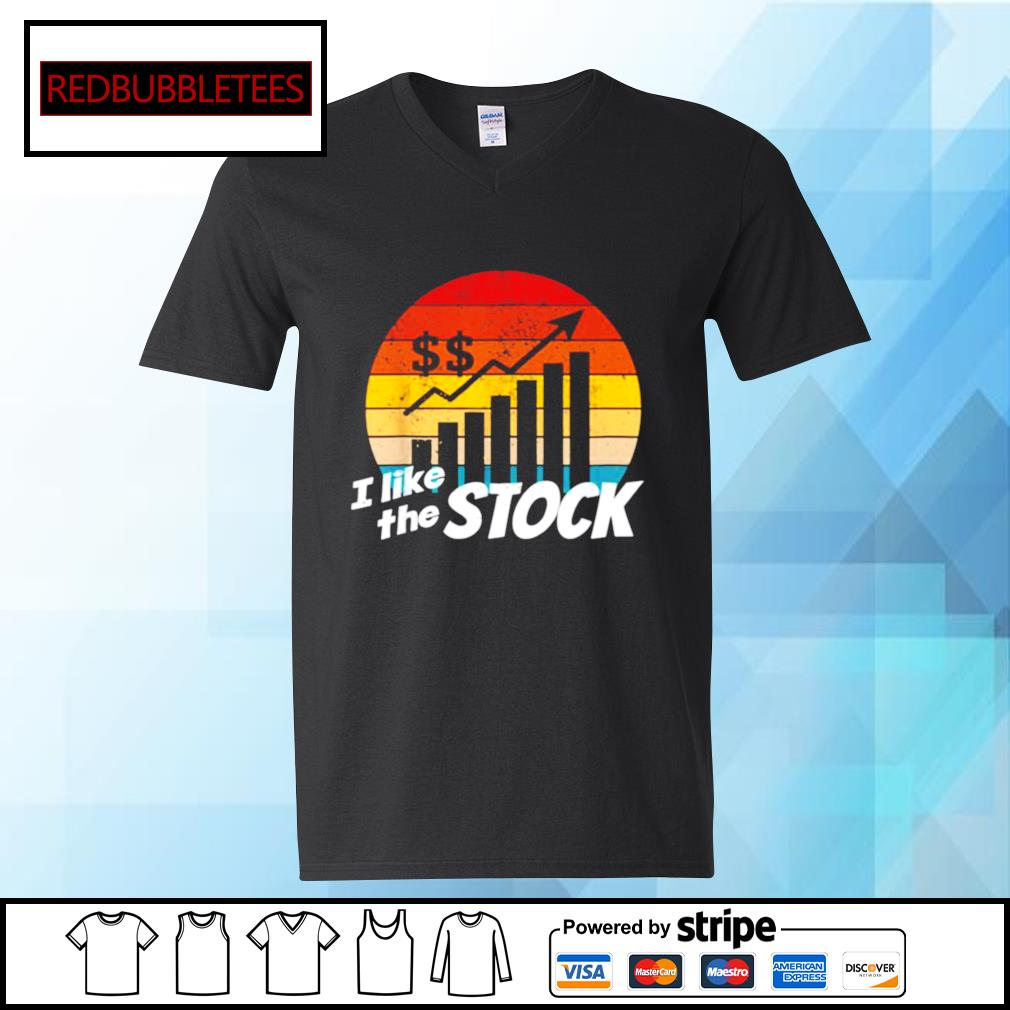 I like the Stock Vintage for Stock Traders s V-neck T-shirt