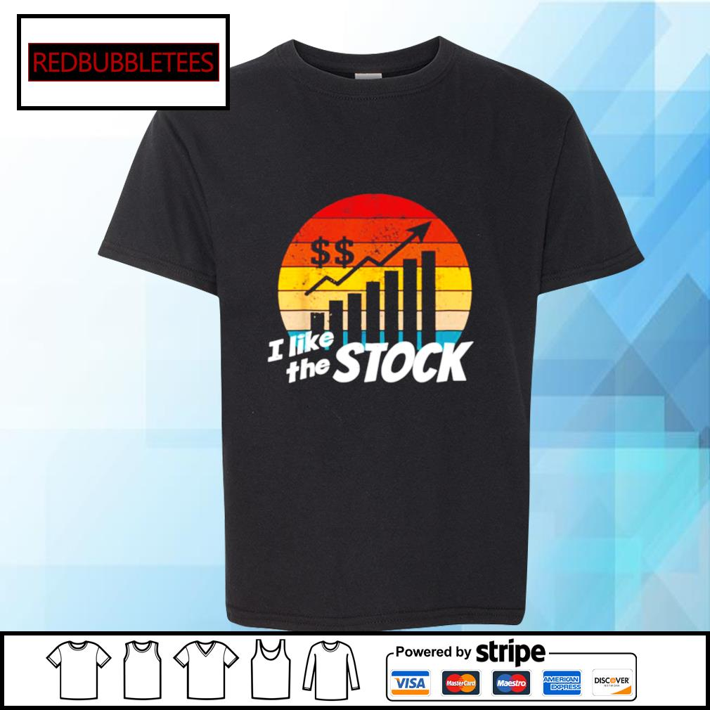 I like the Stock Vintage for Stock Traders s Youth-tee