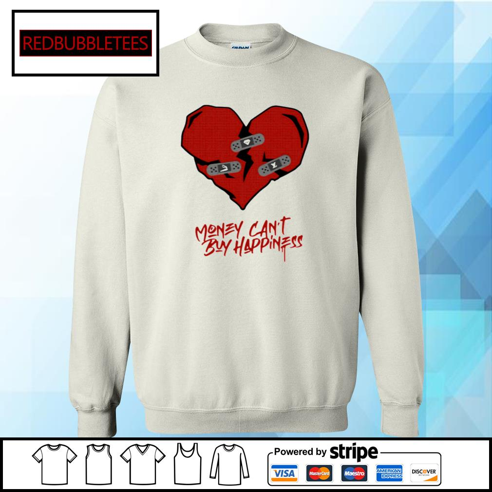 Money Can't Buy Happiness s Sweater